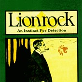 cover of Lionrock's album An Instinct for Detection